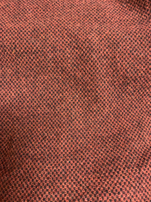 Deep Berry Red Woolen Fabric