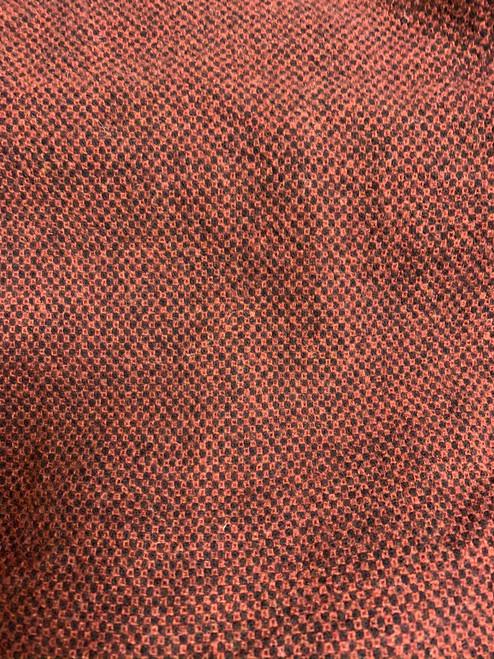 Deep Berry Red Woolen Fabric