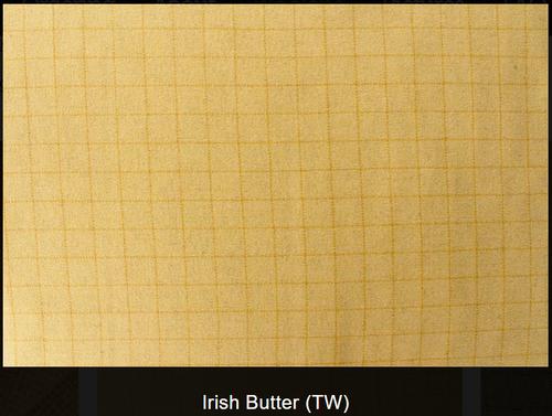 Irish Butter Woolen Fabric
