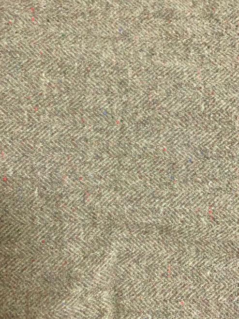 Minty Sage Woolen Fabric