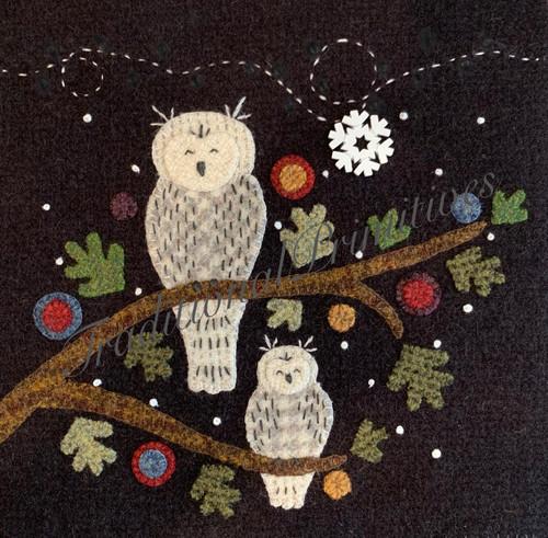 Sweet Snowy Owls