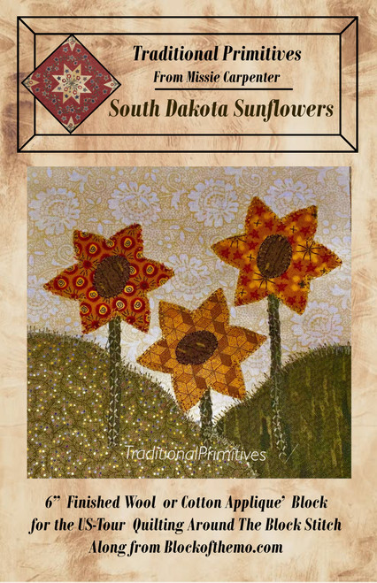 South Dakota Sunflowers Complimentary DOWNLOAD