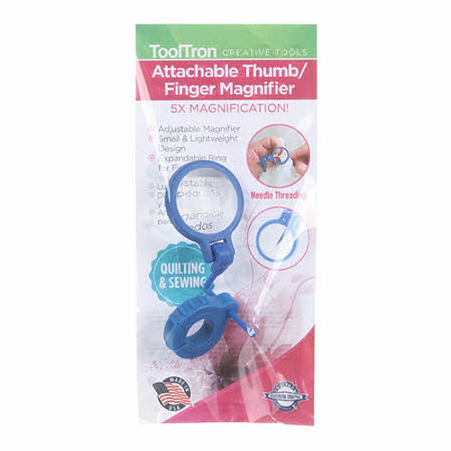 Magnifier for Finger