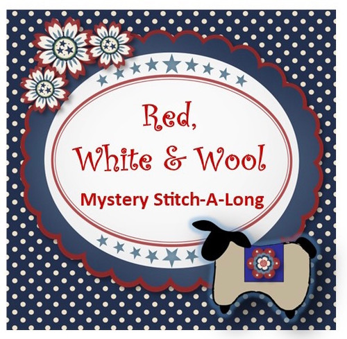 Red, White and Wool Mystery Pre-Sales