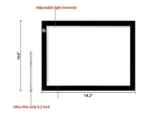 Lightweight Light Box