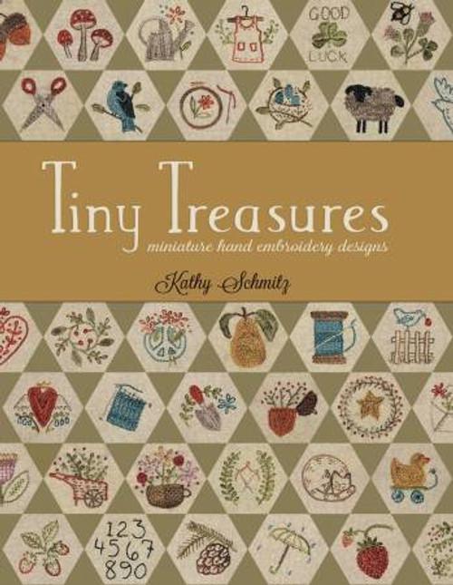 Tiny Treasures Book by Kathy Schmitz