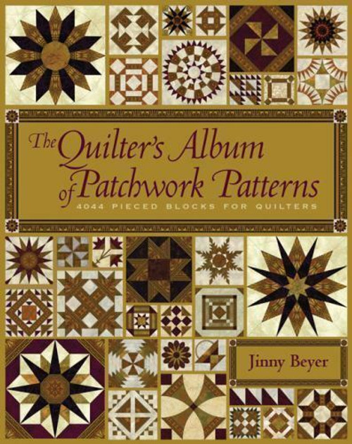 The Quilters Album of Patchwork Patterns