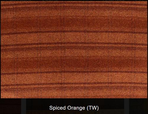 Spiced Orange Woolen Fabric