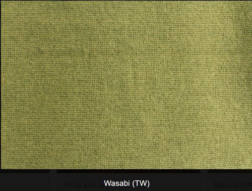 Wasabi Woolen Fabric