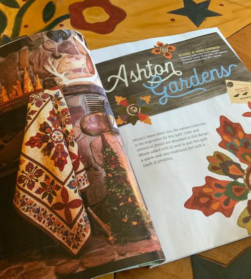 Ashton Gardens Fabric Kit, Presale