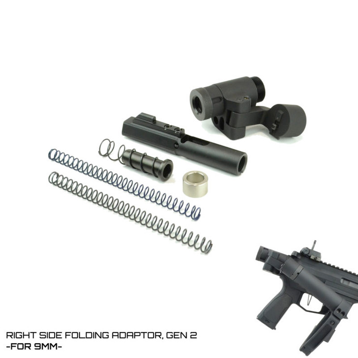 DFA Modified Cycle System - 9MM - With Right Side Folding Adaptor GEN 2