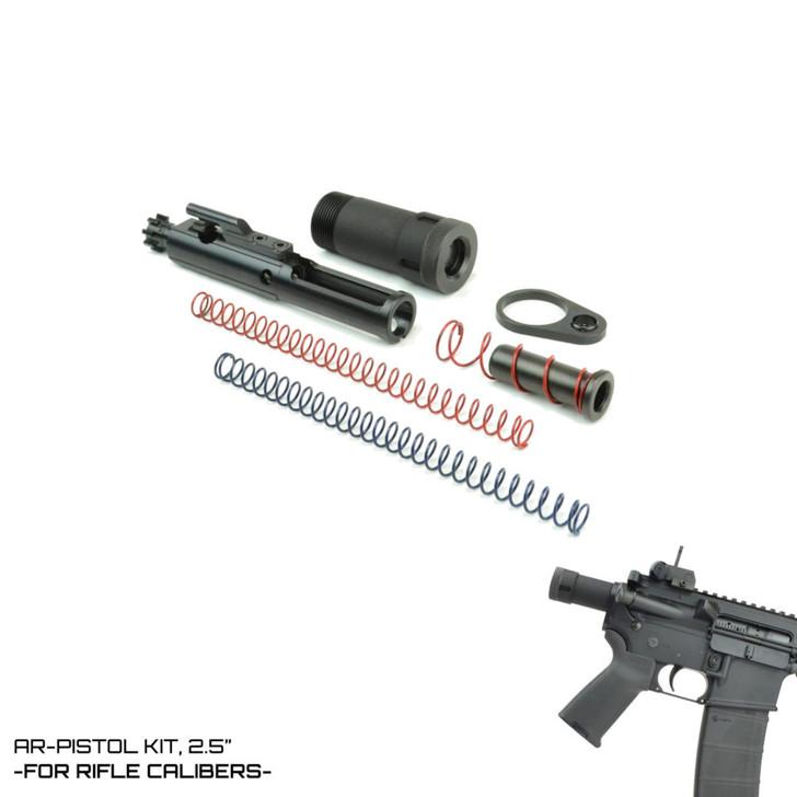 "DFA Modified Cycle System -RIFLE CALIBER- AR-Pistol Kit 2.5"""
