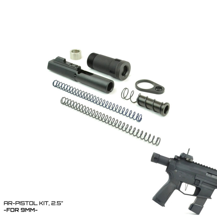 DFA Modified Cycle System - 9MM - AR-Pistol Kit