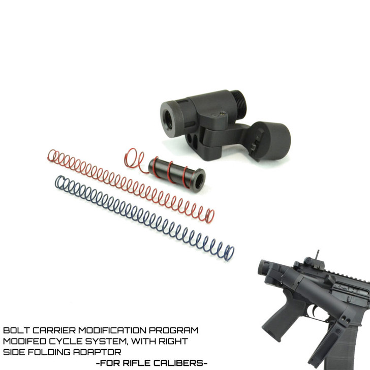 BCM – RIFLE CALIBER – with Right Side Folding Adaptor