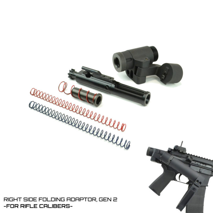 DFA Modified Cycle System - RIFLE CALIBER - With Right Side Folding Adaptor GEN 2