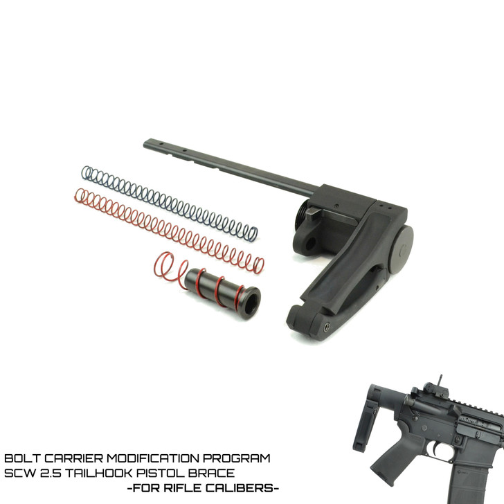 BCM- SCW 2.5 Tailhook Pistol Brace- For Rifle Caliber AR-15