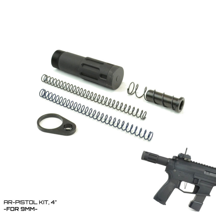 """DFA Modified Cycle System -9mm- AR-Pistol Kit 4"""""""