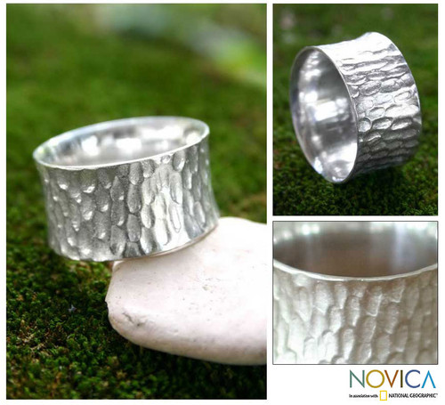 Men's Sterling Silver Ring 'The Original'