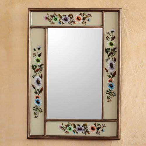 Mirror 'Modern Daisy'