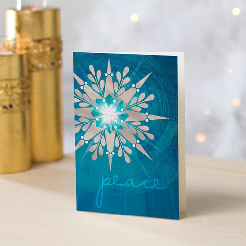 UNICEF Greeting Cards (Set of 12) 'Wish for Peace'