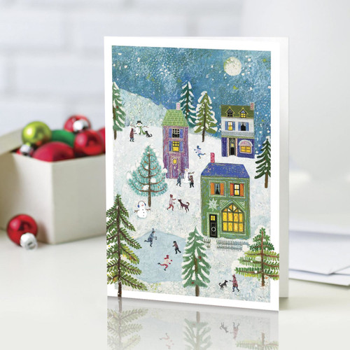 UNICEF Holiday Cards Boxed Set of 20 'Making Memories'