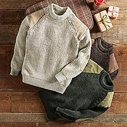 British Isles Walking Sweater 'British Isles'