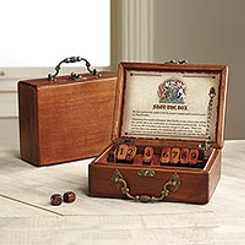 Shut the Box Game 'Shut The Box'