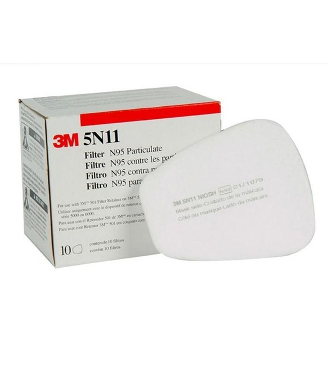 3m particulate filter mask