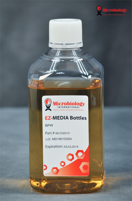 Microbiology - Buffers and Reagents - Buffered Peptone Water