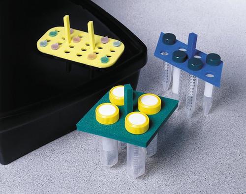 50 mL Polyethylene Spex Sampleprep 2196-16-PE Holder Foam Tube