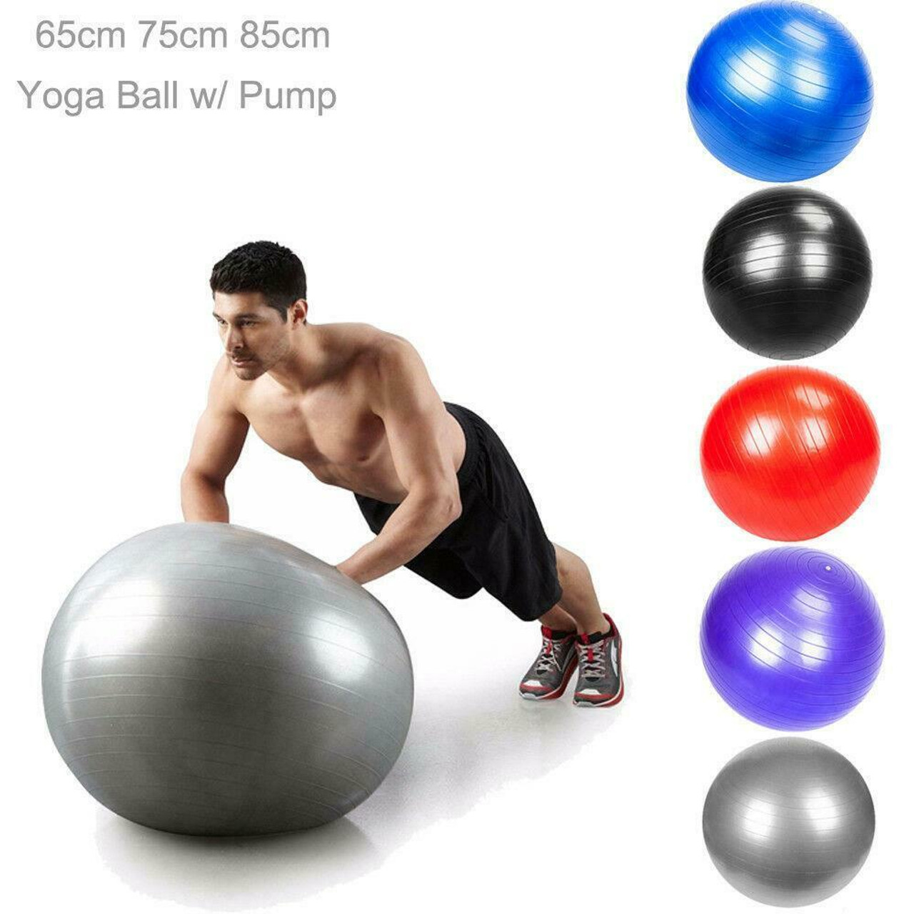 Balls  Excercise Movement Physio Massage