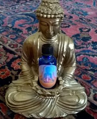 PRODUCT PREVIEW   Regular aromatherapy works because it stimulates the limbic brain which manages emotions and memory. When you piggy back on the delivery system of aromatherapy oils and infuse White Powder of Gold or any of our other psychoactive fo