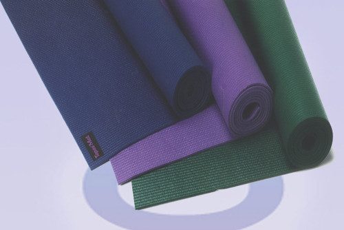 Yoga Matts are valuable for yoga practice. The Matt provides a stable non slip surface for your hands and feet.   We like this Matt because it is lightweight and durable.  5 colors 24 x 68 inches, washable  Magenta,  Blue,  Green, Black and Purple