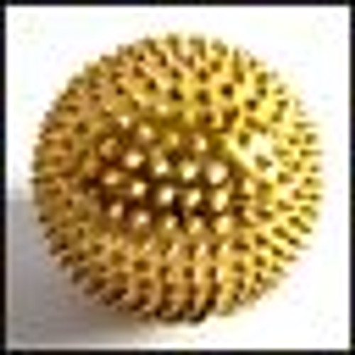 2 x Magnetic Palm Acupressure Needle Ball for Exercise-Massager-Magnetic Therapy