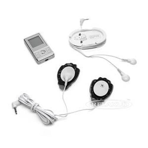 Tens unit vibrating electrode electric massage.