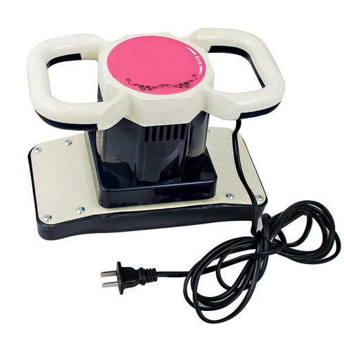 Magic Body Vibration Slimming Machine Can quickly vibrate fat to lose weight,open pulse and active  blood and lymph drainage.Can care ovary,adjust internl secretion,strengthen sex function,dispel   tiredness,and comfort nerves   Easy control and operation  Engineered and designed to conform to the body's curves.  Unique rapid rotation and powerful massage takes away aches and pains.  Special program design do vibrating, swing massage, more effect to burn fat,release tired.  Two powerful motor inside, do deep massage.  Promotion blood circulation.  There vibration level intensity.  Rapid weight blood lipid unclogged arteries shock.  Lymph drainage channels.  Ovarian maintenance.  Regulate endocrine.  Enhance sexual function.  Eliminate fatigue, relieve nerve.