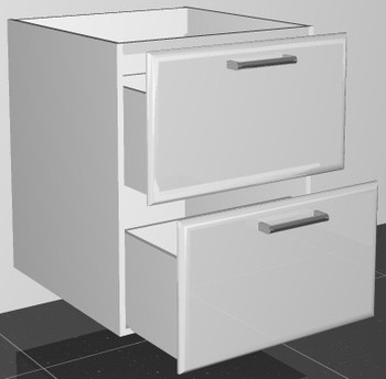 Base Drawer Unit (2D60)