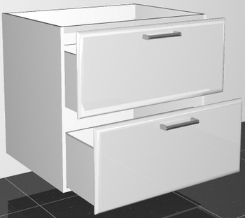 Base Drawer Unit (2D80)
