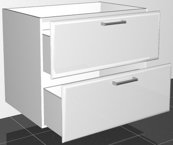 Base Drawer Unit (2D90)