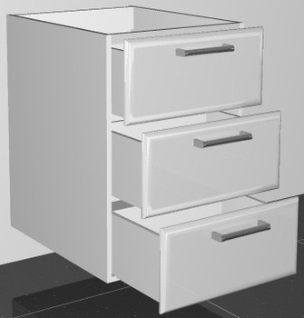 Base Drawer Unit (3D50)