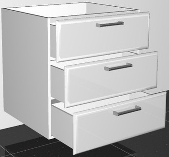 Base Drawer Unit (3D70)