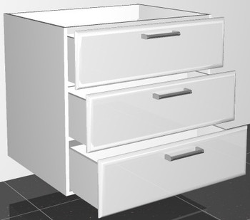 Base Drawer Unit (3D80)