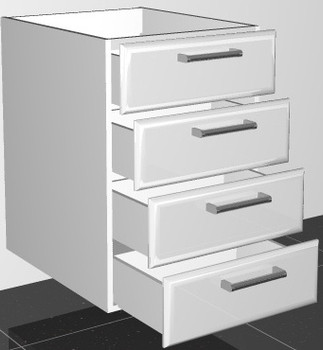 Base Drawer Unit (4D50)