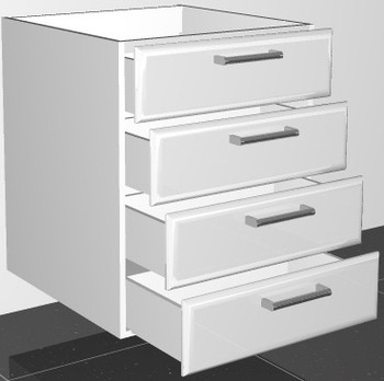 Base Drawer Unit (4D60)