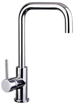Square Neck Kitchen Mixer