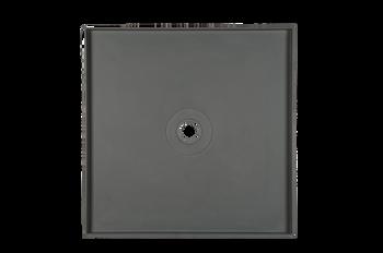Tile over shower base - centre outlet 1000mm x 1000mm