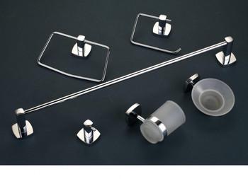 PHOENIX Bathroom Accessory Fixtures Set of 6 pieces