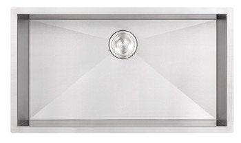 Single Bowl Kitchen Sink - Luxury Size