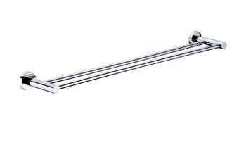 Star Double Towel Rail 800mm long