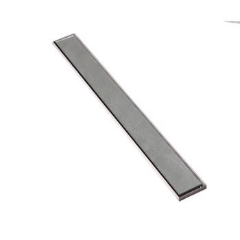 1200mm long Tile over linear drain for shower or floor